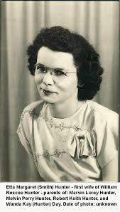 Etta Margaret Smith (1912 - 1964) - Genealogy