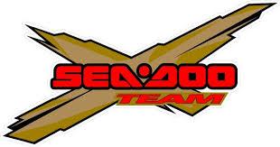 Team Sea Doo Decal Sticker 21