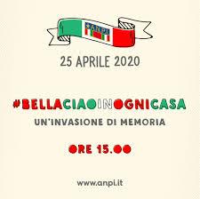 Il 25 aprile il Paese intero canti Bella Ciao, c'è bisogno di ...