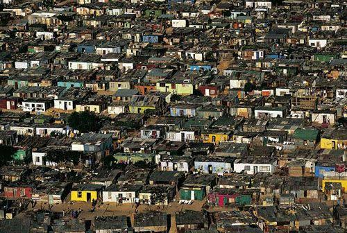 Image result for images of shanty town in Johannesburg""