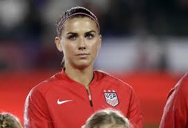 The Common Goal Inspiring U.S. Soccer Co-Captain Alex Morgan