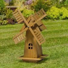 wooden garden windmill plans learn how