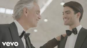 Andrea Bocelli, Matteo Bocelli - Fall On Me (Official Music Video ...
