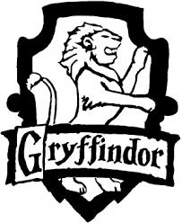 Harry Potter Gryffindor Crest Car Or Truck Window Decal Sticker Rad Dezigns
