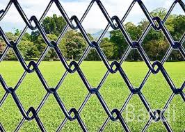 Privacy Fence Panels With Diamond Hole Pattern Garden Cyclone Wire Fence