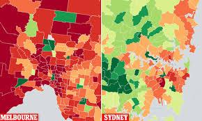 Coronavirus Australia: Postcodes that ...