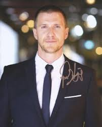 Patrick HEUSINGER Autograph (Signed photo)