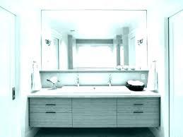 depot bathroom mirrors oval mirror