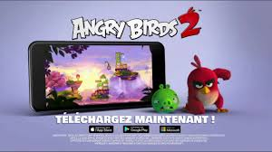 Angry Birds 2 le jeu
