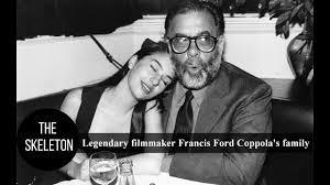 Legendary filmmaker Francis Ford Coppola's family - YouTube