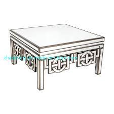 mirrored furniture set home decorative