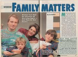Michael Tylo Online | Article Archive | Family Matters