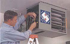 modine hd hot dawg gas garage heater