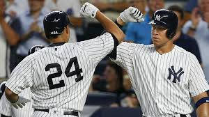 Aaron Judge is a great slugger — but is Gary Sanchez on his level ...