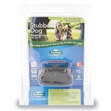 Petsafe Stubborn Dog Receiver Collar Dog Training Behavior Accessories Petsmart