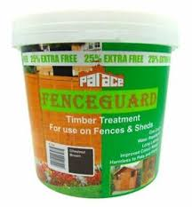 Fence Guard One Coat Fence Life Exterior Wood Paint Brush On 5l Quick Dry Ebay