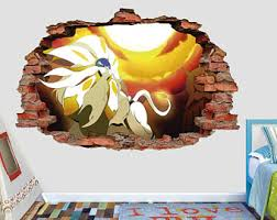 Pokemon Wall Decal Etsy