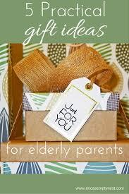 gift ideas for elderly pas