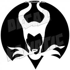 Maleficent Decal From Decal Fanatic Maleficent Vinyl Decals Decals