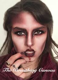 vire fantasy makeup by