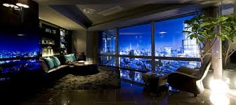 Beautiful Modern Apartment Design In Tokyo