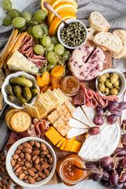 how to make a charcuterie board cheese