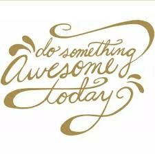 Roommates Foil Peel Stick Wall Decal 6 Gold Decal Do Something Awesome For Sale Online