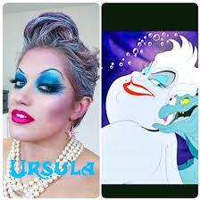 ursula makeup transformation you