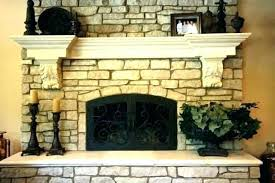 stone fireplace designs rosettawamsley co