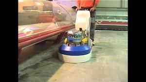 floor equipments machines