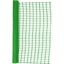 4 X 50 Green Safety Snow Construction Fencing 2 Pack
