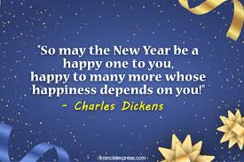 ▷ best quotes for new year