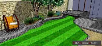 small memorial garden design