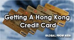 getting a hong kong credit card