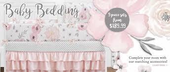 sweet jojo designs baby bedding sets