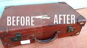 antique trunks and suitcases scaramanga