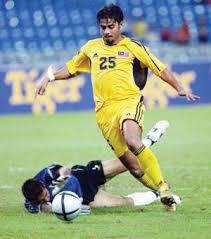 "challo bhaiya Khalid..."" Muhamad... - Retro Bola Sepak   Facebook"