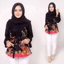 Bukalapak menyediakana berbagai macam model baju batik terbaru dengan koleksi terlengkap! 40 Model Baju Batik Wanita Cantik Terbaru 2020 Muda Co Id