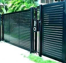 Modern Fence Panels Nikgrom Me