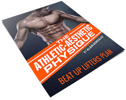 the athletic aesthetic physique look