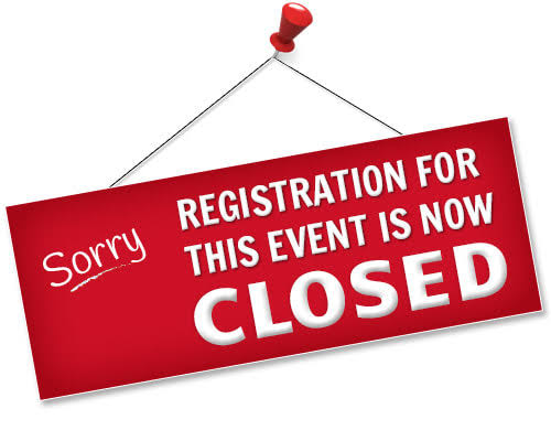 Image result for registration closed""