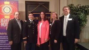 Rotary scholarship took Port Byron West Point grad to England | Local News  | qconline.com