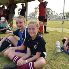 Shay-lee Magnoli and Tasha Stewart. | Buy Photos Online | Warwick Daily News
