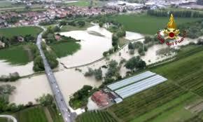 Maltempo in Emilia Romagna: 14 maggio scuole chiuse, paura esondazioni