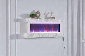 china electric hanging fireplace