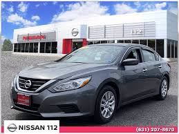 5 used 2017 nissan altima in stock