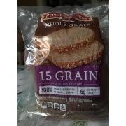 pepperidge farm whole grain bread 15
