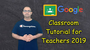 Google Classroom Tutorial For Teachers ...