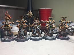 The prodigal sons return! 3 more added! : Warhammer40k