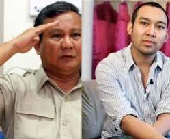 Prabowo Dituding Manfaatkan Isu Hoaks, Gerindra: Hatinya Lembut